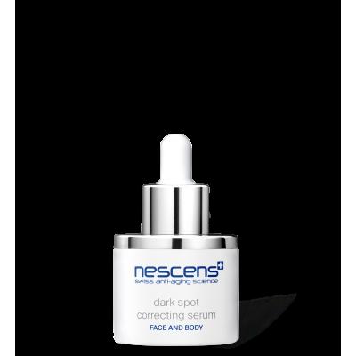 Pigmentkorrektur-Pflege - Gesicht und Körper - NS107