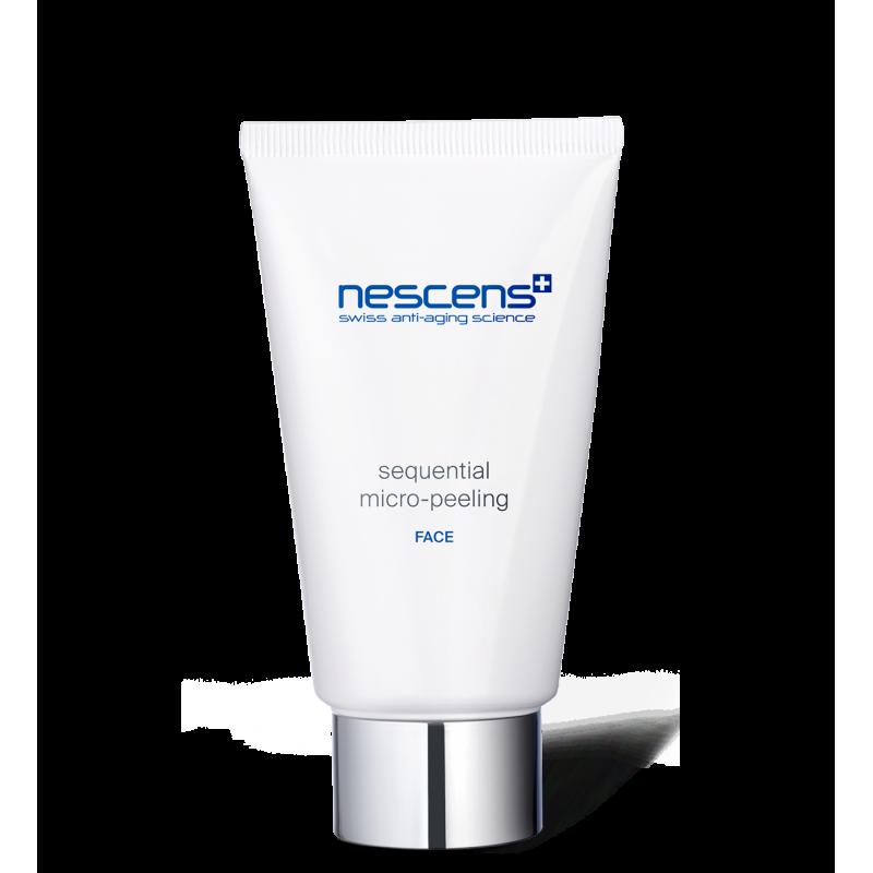Micro-peeling séquentiel - visage - NS115