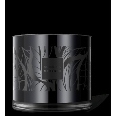 Édition limitée black tea – bougie parfumée XL